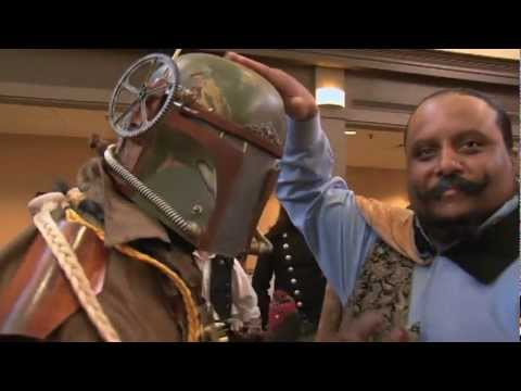 AnachroCon Steampunk Convention
