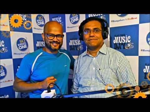 Rajendra Prasad talks about Innovation Jockeys on 94.3 Radio One