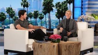 Mark Wahlberg Talks