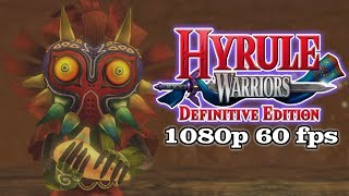 13 Minutes of Skull Kid Gameplay | Hyrule Warriors: Definitive Edition [1080p, 60fps]