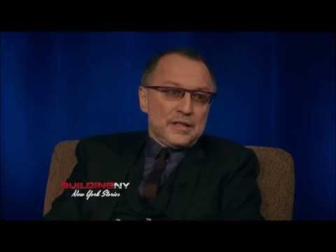 BuildingNY:NYStories - Feliks Frenkel: Investor, Community Leader, Philanthropist
