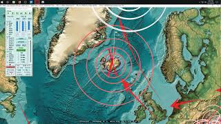 6/17/2018 -- Earthquakes progress across planet in 1 days time -- HAVE A PLAN + be prepared