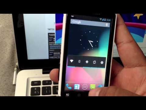 Android 4.1.2 en Motorola Defy / Defy+ (MB525 y MB526)