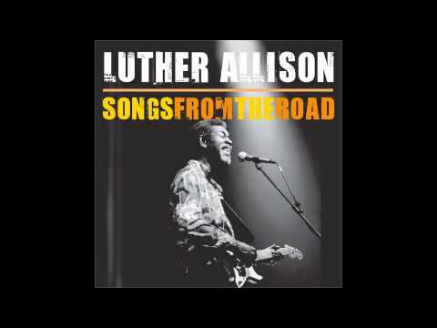 Cancel My Check - Luther Allison