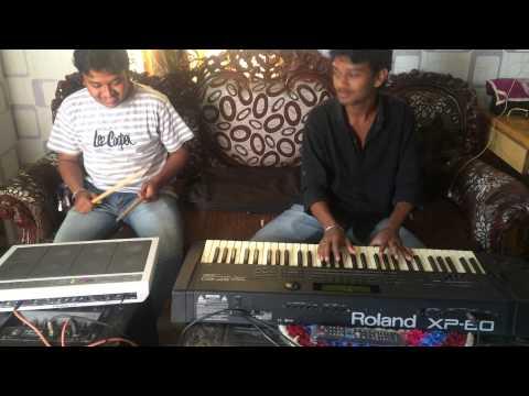 vajle ki bara natrang instrumental (Marathi song)