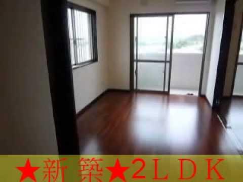 名護市宇茂佐の森 2LDK 5.3万円 アパート