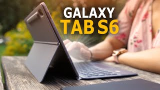 Samsung Galaxy Tab S6 Review: Not Giving Up