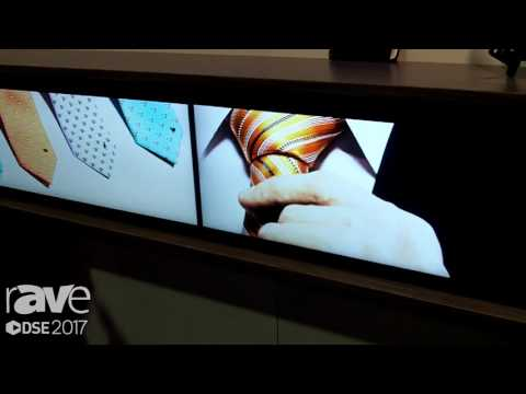 DSE 2017: Samsung Talks About 37″ Stretch Screen