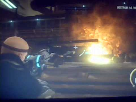 red faction armagedon, arma meiga