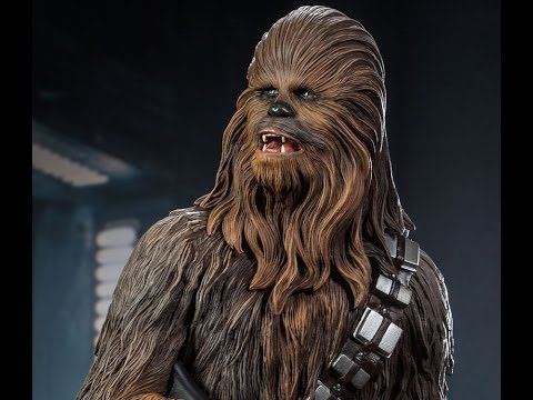 Sideshow Star Wars Chewbacca Exclusive Premium Format