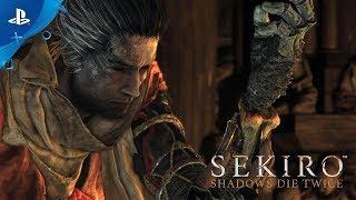 Sekiro: Shadows Die Twice | E3 2018 Reveal Trailer | PS4