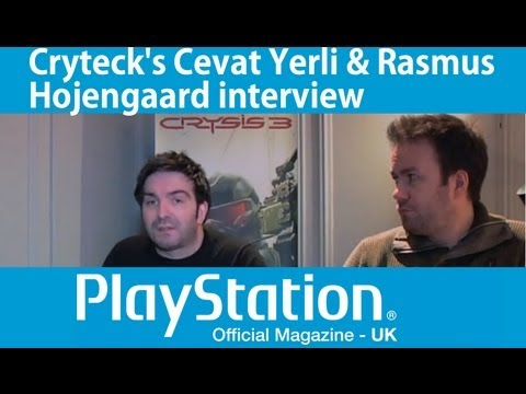 Cryteck interview: Crysis 4's blank page, Homefront 2 & rebooting Golden Axe