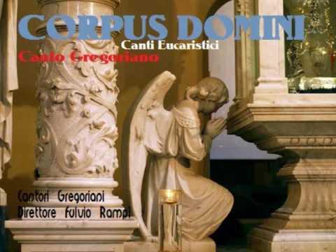 Gregorian Chant - Angelorum esca