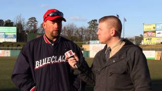 Aaron Fultz Lakewood Blue Claws Pitching Coach