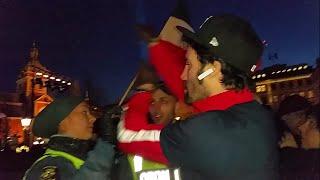 گزارش تکمیلی از حمله برگزار کنندگان چهارشنبه سوری به پرچم شیروخورشید