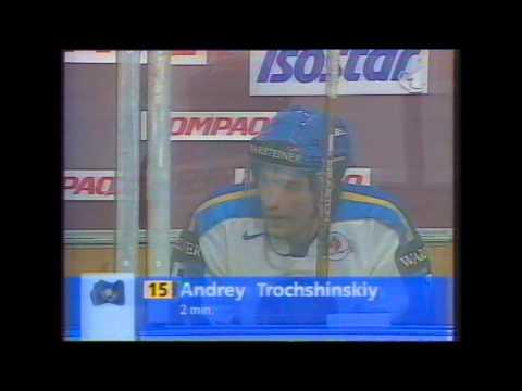Андрей Трощинский - История сборной
