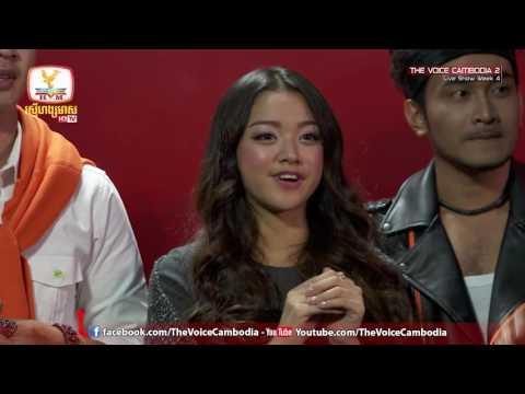 The Voice Cambodia - Live Show 05 June 2016