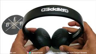 Gripped Equalizers V3 - The Best Gym Headphones