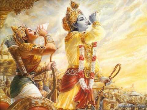 Bhagavad Gita Dhyana Sloka video