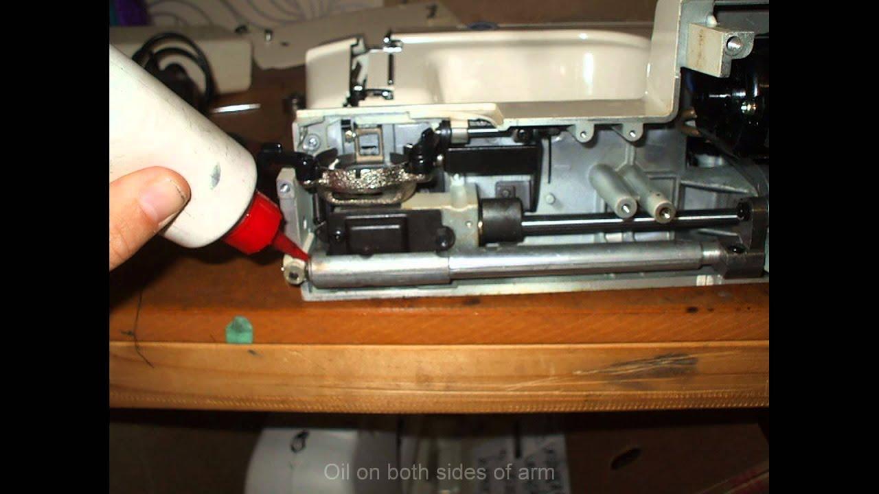 find sewing machine repair