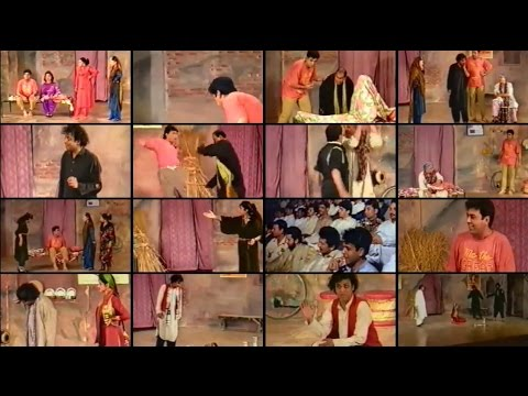 Kangley Parauhne - Full Pakistani Punjabi Stage Drama Show