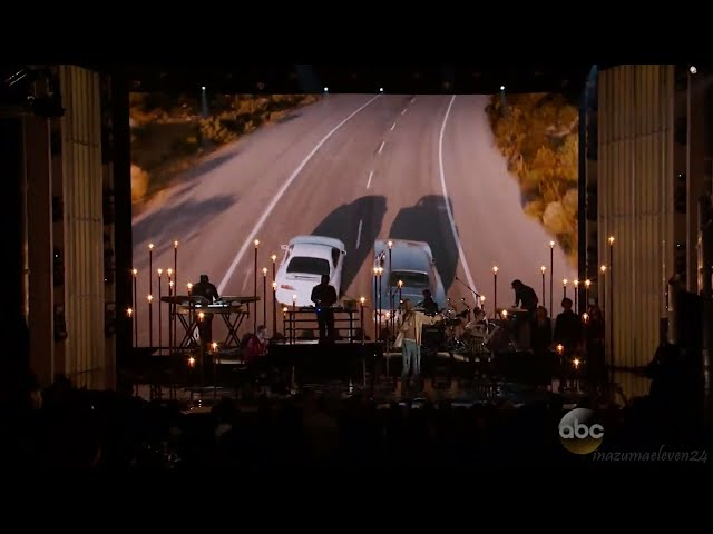 Wiz Khalifa, Charlie Puth, Lindsey Stirling - See You Again 2015 Billboard Music Awards