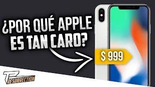 ¿Por qué los productos APPLE son tan CAROS? ¿Vale la pena comprarse un iPhone? ¿Sobre-valorada?
