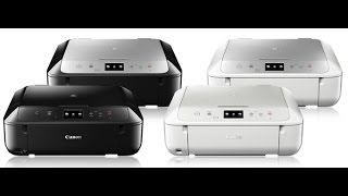 01. Pixma MG6800 (part1) - Unboxing