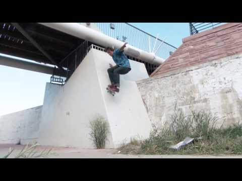 Scraps Skateboarding Montage 2013