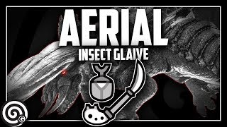 NEW Critical Element & Elemental Airborne - Aerial Insect Glaive | Monster Hunter World