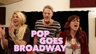 "POP GOES BROADWAY ""Blank Space/Jealous/Break Free"" (feat. Shoshana Bean)"