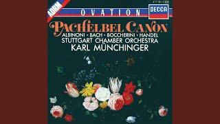 Pachelbel Canon In D P 37