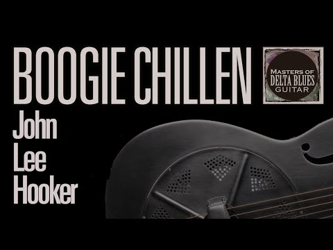 John Lee Hooker Boogie Chillun lesson w/ TabMasters Of Delta Blues Guitar