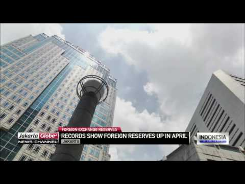 $200M Increase In April's Indonesia's Foreign Exchange Reserves