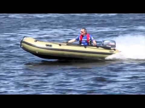 лодка баджер 390 сборка