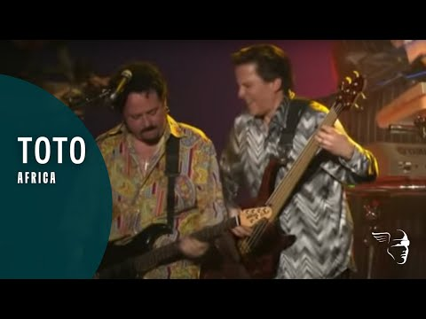 Toto - Africa (Live In Amsterdam) Music Videos