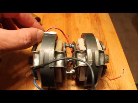 CDR  TR-44 controller and cde rotor motors