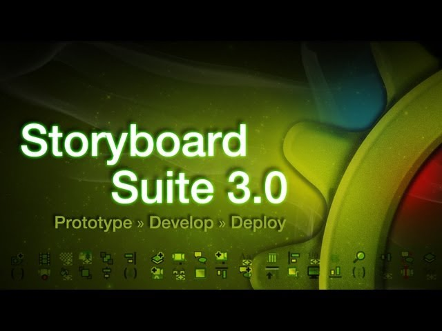 Crank Software's Storyboard Suite 3.0 New Features