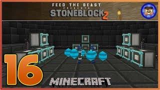 StoneBlock 2 Modpack Ep 16 - Transmutation Table - Modded Minecraft
