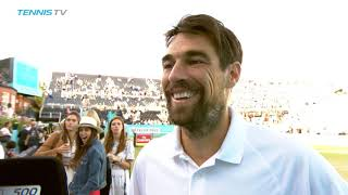 Chardy: 'I'm Playing The Best Tennis Of My Career'