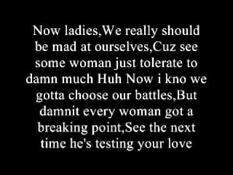 Keri Hilson - Breaking Point Lyrics