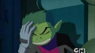 Teen Titans - Monster