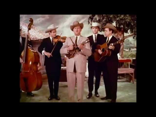 Bill Monroe & His Bluegrass Boys - Blue Moon Of Kentucky