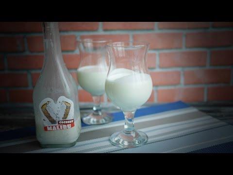 Кокосовый ликер Малибу в домашних условиях - рецепт (имитация)