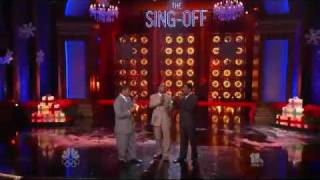 Boyz II Men Video - Boyz II Men - Acapella Medley (NBC The Sing Off).flv