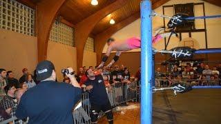 Kaplan VS. Brian Carson - Absolute Intense Wrestling