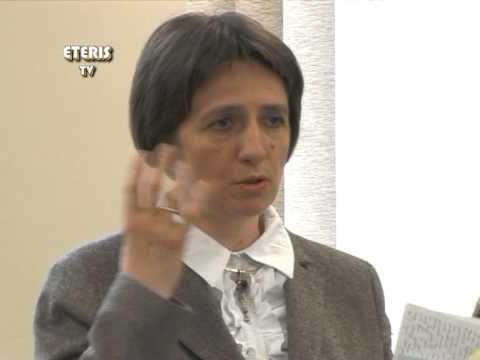 """ETERIS TV 2013.04.16 Prienuose pristatyta nauja poeto Gintauto Dabrišiaus knyga""""Ievų daina"""""""