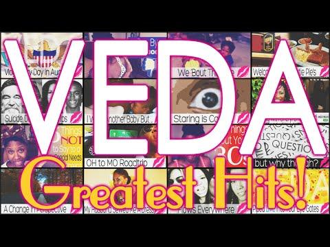 VEDA GREATEST HITS!  • Glamazini