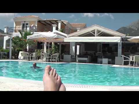 hotel Iris. nidri lefkas. griekenland