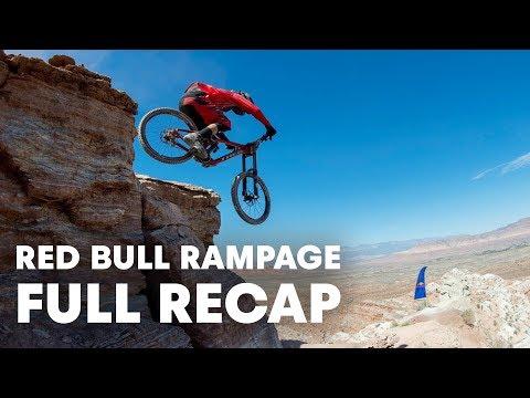 Red Bull Rampage 2012 USA Full Recap